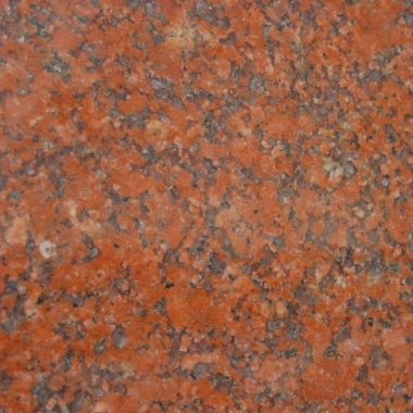 Granit culoare rosu model New Imperial Red